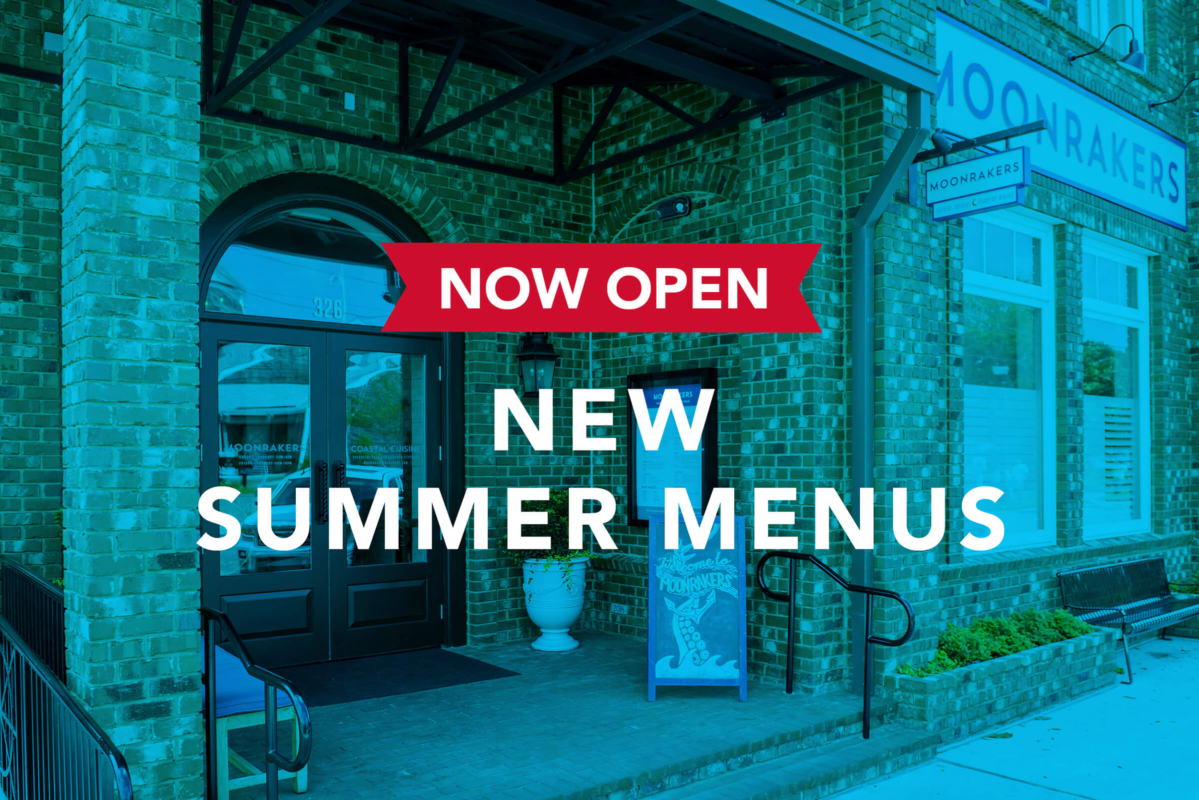 new summer menus